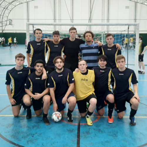 Team of the Year - Futsal 1st