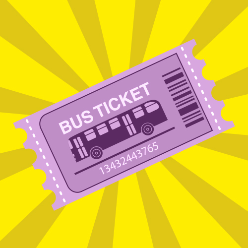 Bus Tickets - Greenwich