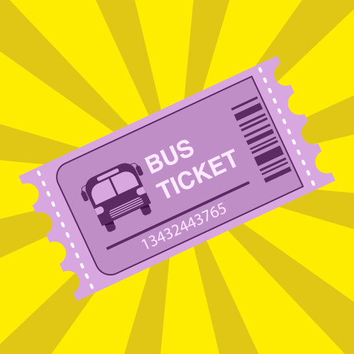 Bus Tickets - Kent